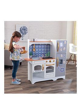 Kidkraft Kidkraft Mosaic Magnetic Play Kitchen Picture