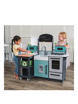 Kidkraft Kidkraft Garden Gourmet Kitchen Picture
