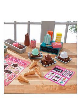 Kidkraft Kidkraft Ice Cream Shop Play Pack Picture