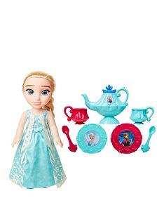 disney-frozen-toddler-elsa-doll-amp-tea-set-gift-set