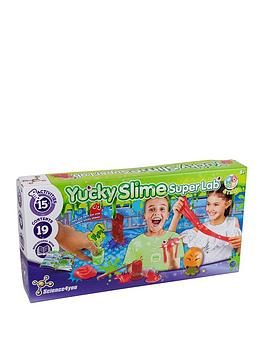 science4you-yucky-science-super-lab