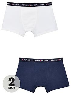tommy-hilfiger-boys-2-pack-trunks-navywhite