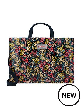 cath-kidston-flower-meadow-strappy-carryall-bag-navy