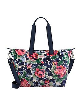 cath-kidston-cath-kidston-velvet-foldaway-overnight-bag-oxford-rose