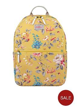 cath-kidston-foldaway-backpack-pembroke-rose-yellow