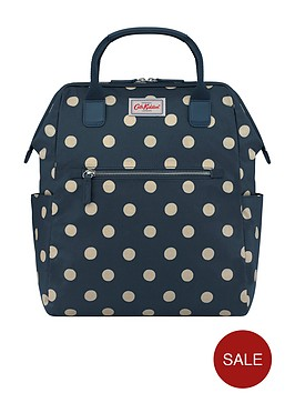 cath-kidston-button-spot-heywood-frame-backpack-navy