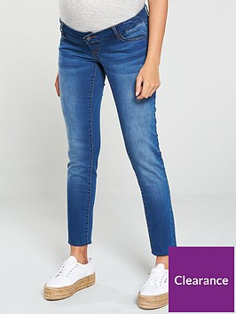 mama-licious-maternity-over-the-bump-slim-jean-medium-blue
