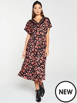 v-by-very-floral-print-midi-dress-multi