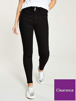 v-by-very-long-shaping-skinny-jeans-black