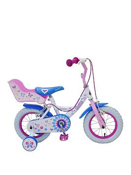 Townsend Townsend Charm 12Inch Bike With Doll Carrier Picture