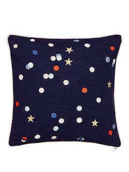Joules Joules Beau Floral Cushion Picture