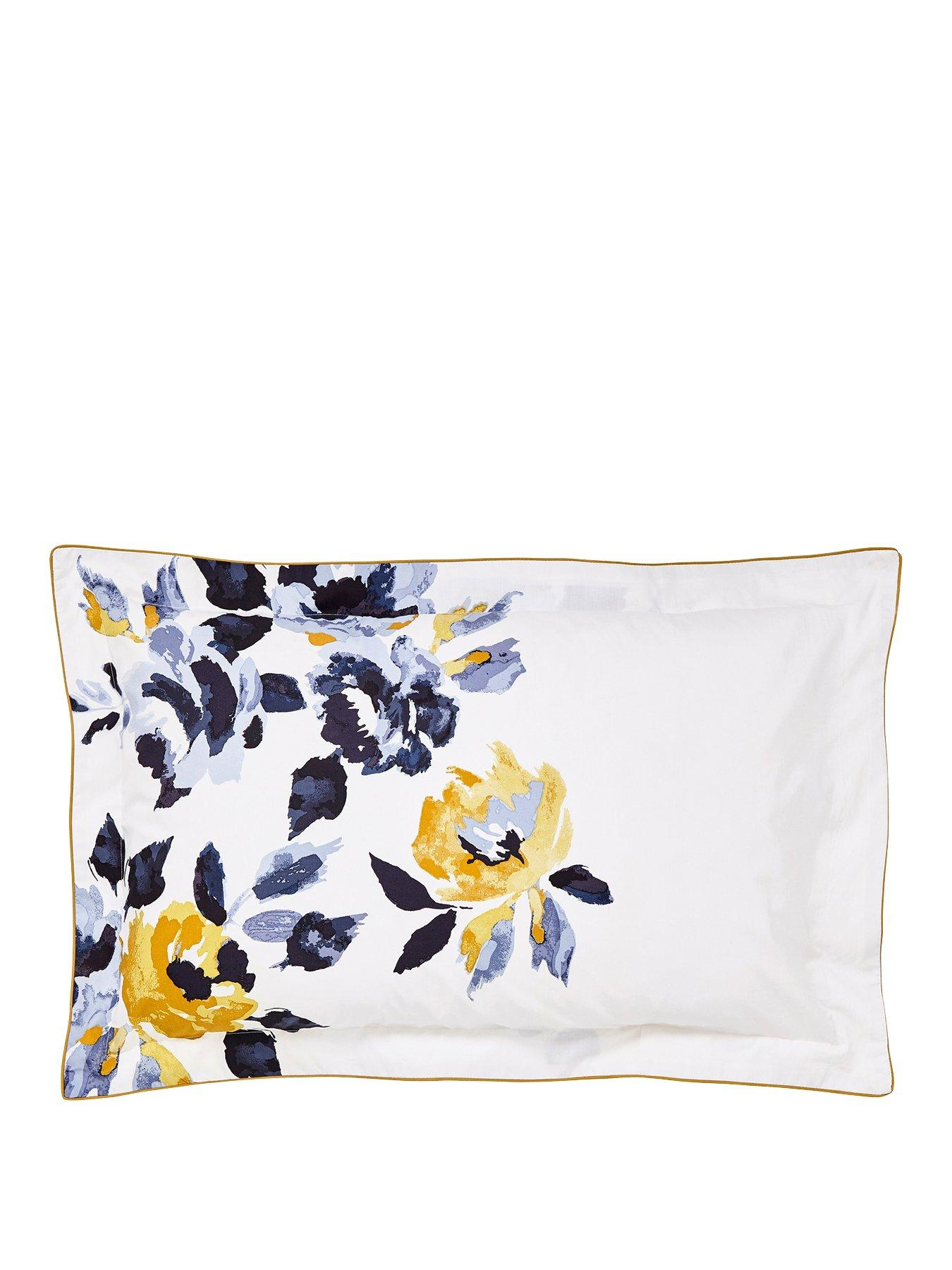 Joules Galley Grade Chalk Oxford Pillow