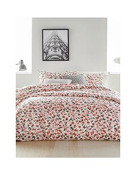 DKNY Dkny Wild Geo Duvet Cover - Blush Picture