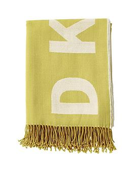 DKNY Dkny Woven Engineered Throw Picture