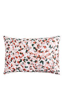 DKNY Dkny Wild Geo Single Pillowcase &Ndash; Blush
