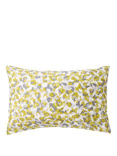 dkny-wild-geo-single-pillowcase-ndash-ochre