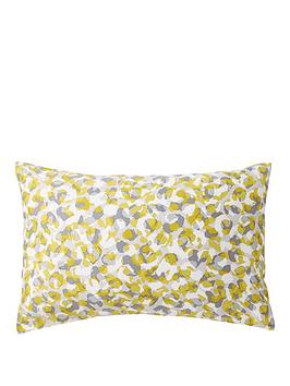 Dkny Wild Geo Single Pillowcase &Ndash; Ochre