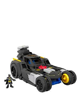 Imaginext Imaginext Transforming Batmobile Picture