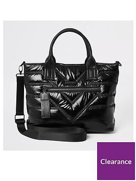 river-island-quilted-shopper-bag-black