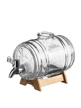 Kilner Kilner 1-Litre Barrel Dispenser Picture