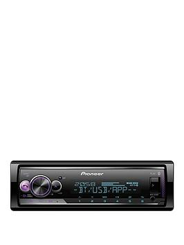 pioneer-mvh-s510bt-car-stereo-1-din-mechafree-with-bluetooth-usb-and-spotify