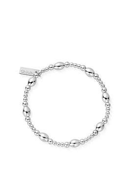 ChloBo Chlobo Sterling Silver Cute Oval Bracelet Picture