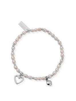 ChloBo Chlobo Bridal Sterling Silver Forever Love Bracelet 18Cm Picture