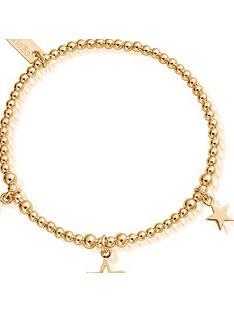 chlobo-sterling-silver-triple-star-bracelet