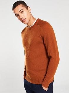 selected-homme-coban-wool-crew-neck-jumper-caramel-cafe