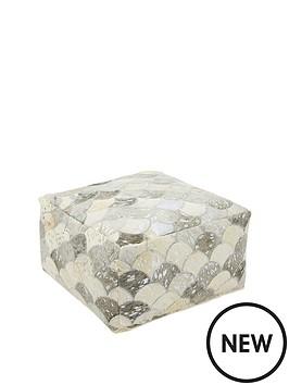 monsoon-nbspcowhide-floor-cushion