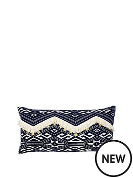 monsoon-aztec-coin-cushion