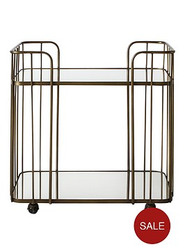 hudson-living-verna-drinks-trolley-bronze