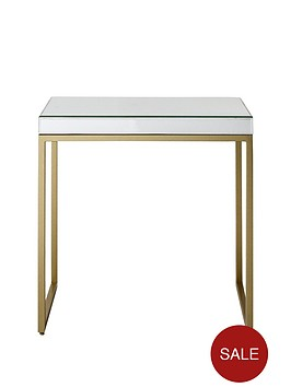 hudson-living-pippard-side-table-champagne