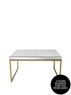 hudson-living-pippard-coffee-table-champagne