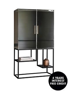 hudson-living-pippard-cocktail-cabinet-ndash-black
