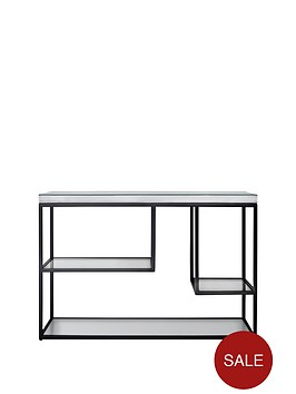 hudson-living-pippard-console-table-black