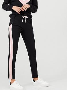 v-by-very-panelled-co-ord-joggers-black