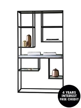 hudson-living-pippard-open-display-unit-black