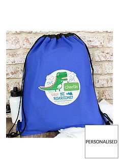 personalised-dinosaur-kit-bag