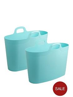 wham-40-litre-flexi-laundry-storage-bags-set-of-2-duck-egg-blue