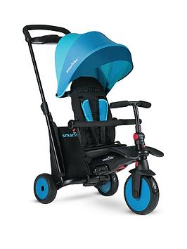 Smart Trike Smart Trike Folding Trike Sf 500 - Blue Picture