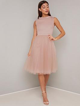 chi chi london Chi Chi London Zeinara Midi Dress Picture