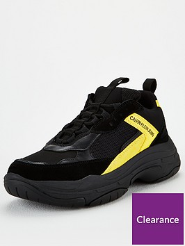 calvin-klein-marvin-chunky-trainers-black