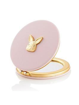 Olivia Burton Olivia Burton 3D Bunny Compact Mirror Blossom & Gold Picture