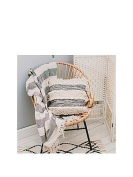 sass-belle-arizona-striped-cushion