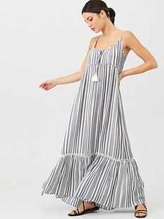 v-by-very-tassel-stripe-maxi-beach-dress-stripe