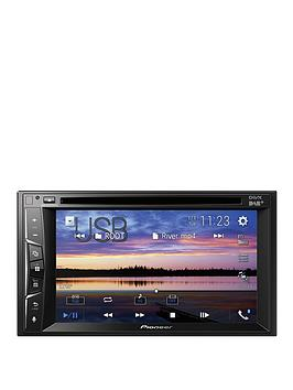 pioneer-avh-a3200dab-2-din-62-inch-clear-type-resistive-multi-touchscreen-multimedia-player-with-dabdab-digital-radio-weblink-bluetooth-and-13-band-geq