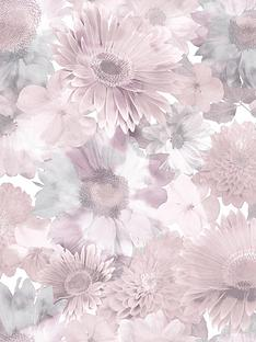 superfresco-easy-summer-garden-pink-wallpaper