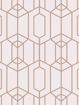 superfresco-easy-albany-geo-blush-pink-wallpaper