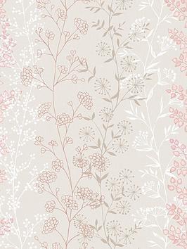 Fresco Fresco Jemima Sprigs Wallpaper Picture